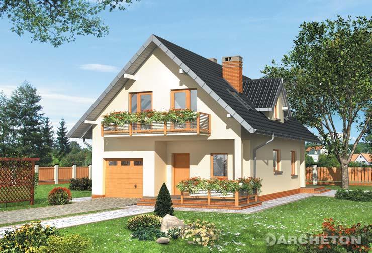 Proiect casa CASTEL